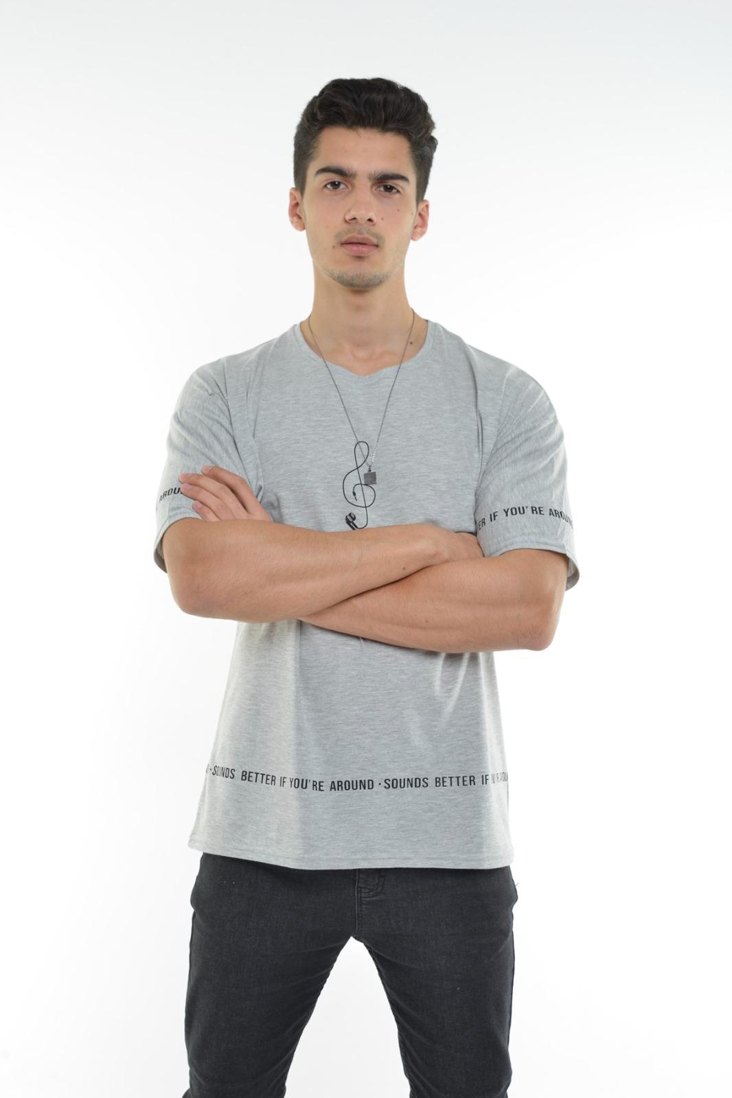 Oversize Men's T-Shirt 2