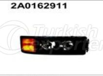Headlight -MN81251016291