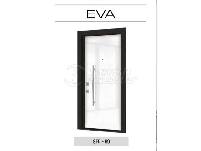 Steel Door - SFR - 69