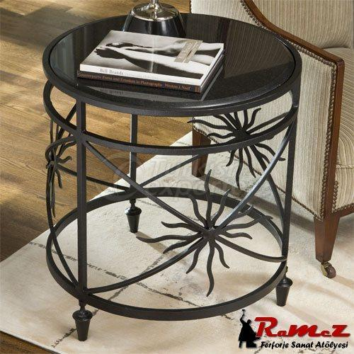 Ferforje  Wrought Iron Stands 3