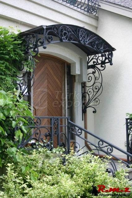 Ferforje  Wrought Iron Sheds 2