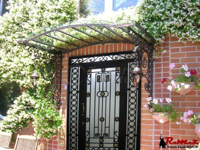 Ferforje  Wrought Iron Sheds 3