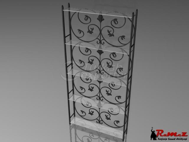 Ferforje  Wrought Iron Displays 2