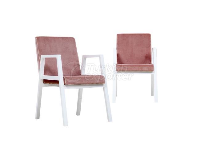 Arden Uzun Sandalye