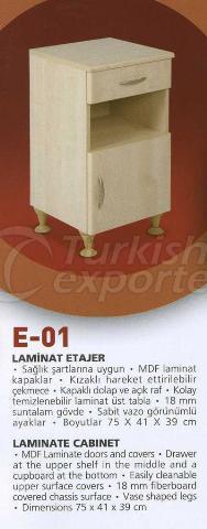 Laminate Cabinet E-01