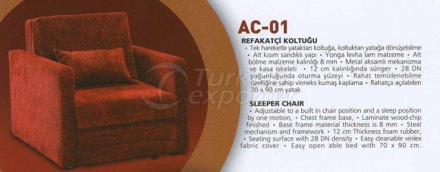 Sleeper Chair AC-01