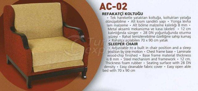 Sleeper Chair AC-02