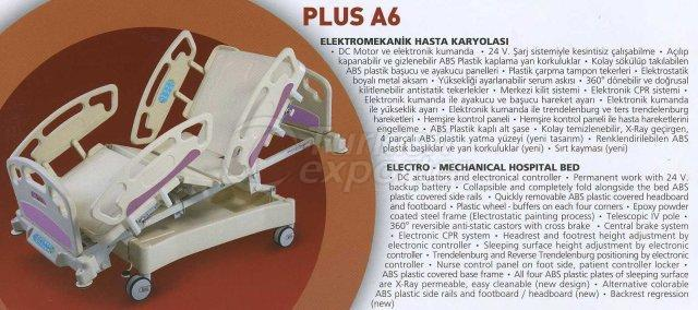 Electro - Mechanical Hospital Bed Plus A6