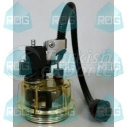 Fuel Filter (Oil Water Separator Bowl) Volvo