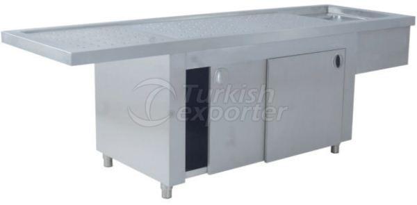 Autopsy Table