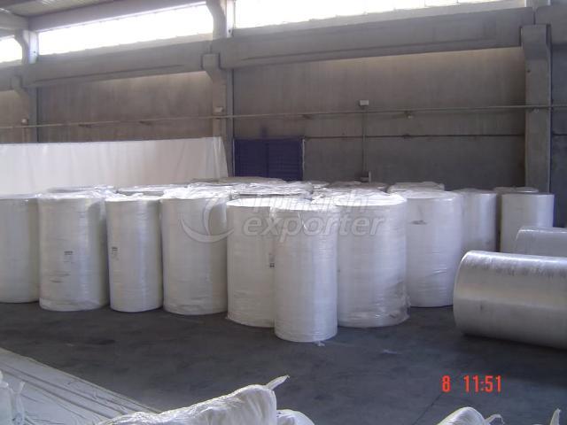 Ткань для влажных салфеток