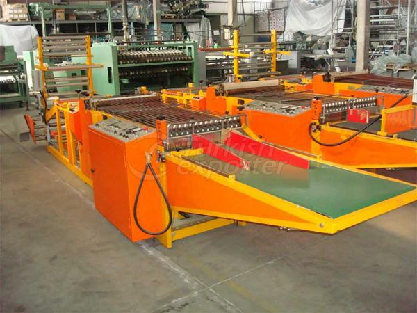 Plastic Roll-Shrink-Film Production Machines