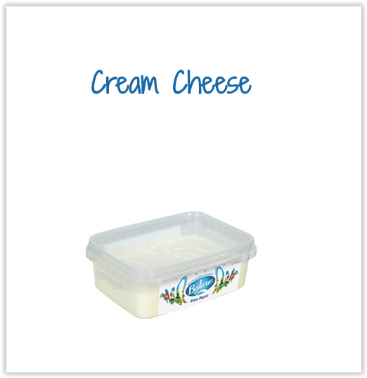 Spreadable Cheeses - Cream Cheese