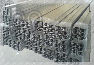 Packaging Aluminium Profiles