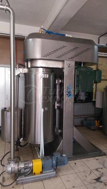 Fast Ball Mill for Chocolate