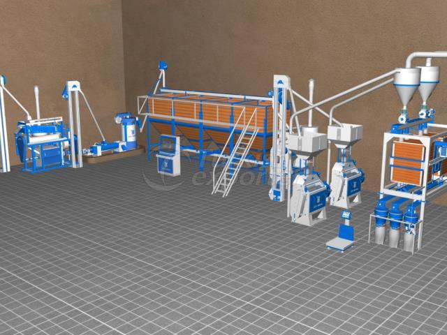 Mini Un Fabrikaları CK12