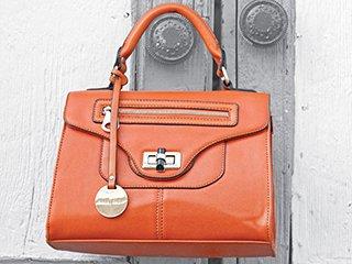 Leather Handbag -1