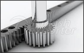Rack and Pinion Gear