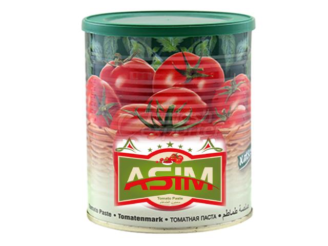 ASIM معجون الطماطم