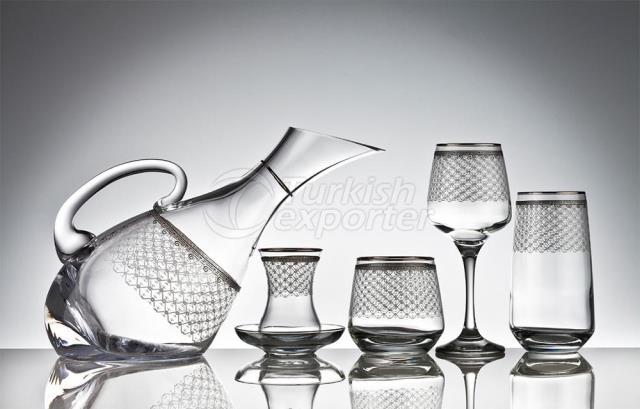 Tuana Glass Set