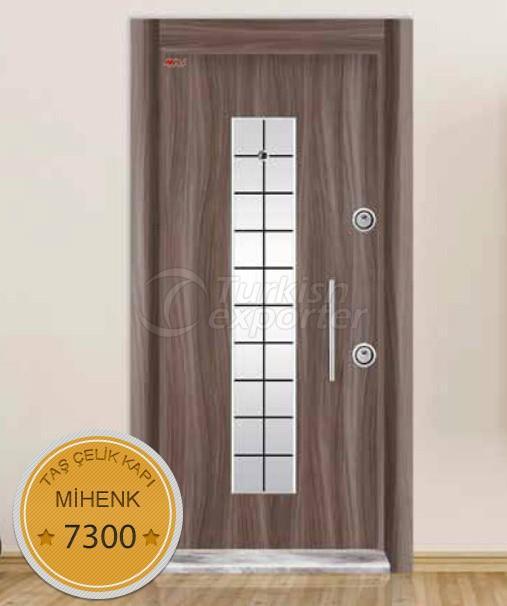 Çelik Kapı - Mihenk 7300