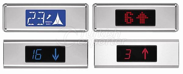 Cabin Buttons