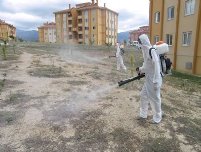 Building Disinfection