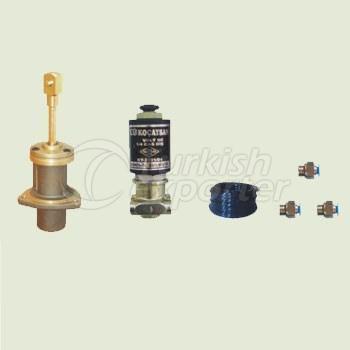 Semi Pneumatic Semi Electric Comple Set  - 03 450 0