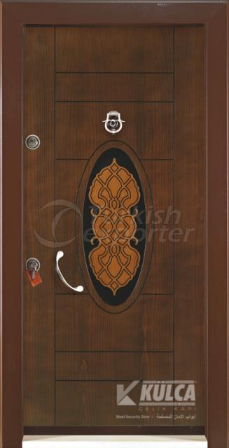 E-8019 (панельная стальная дверь)