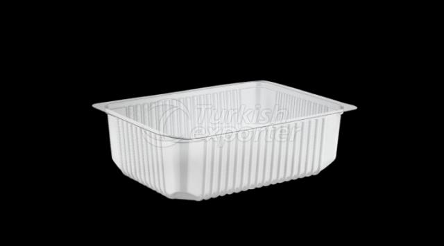 Thermoform - Cornered Containers BGD 5500