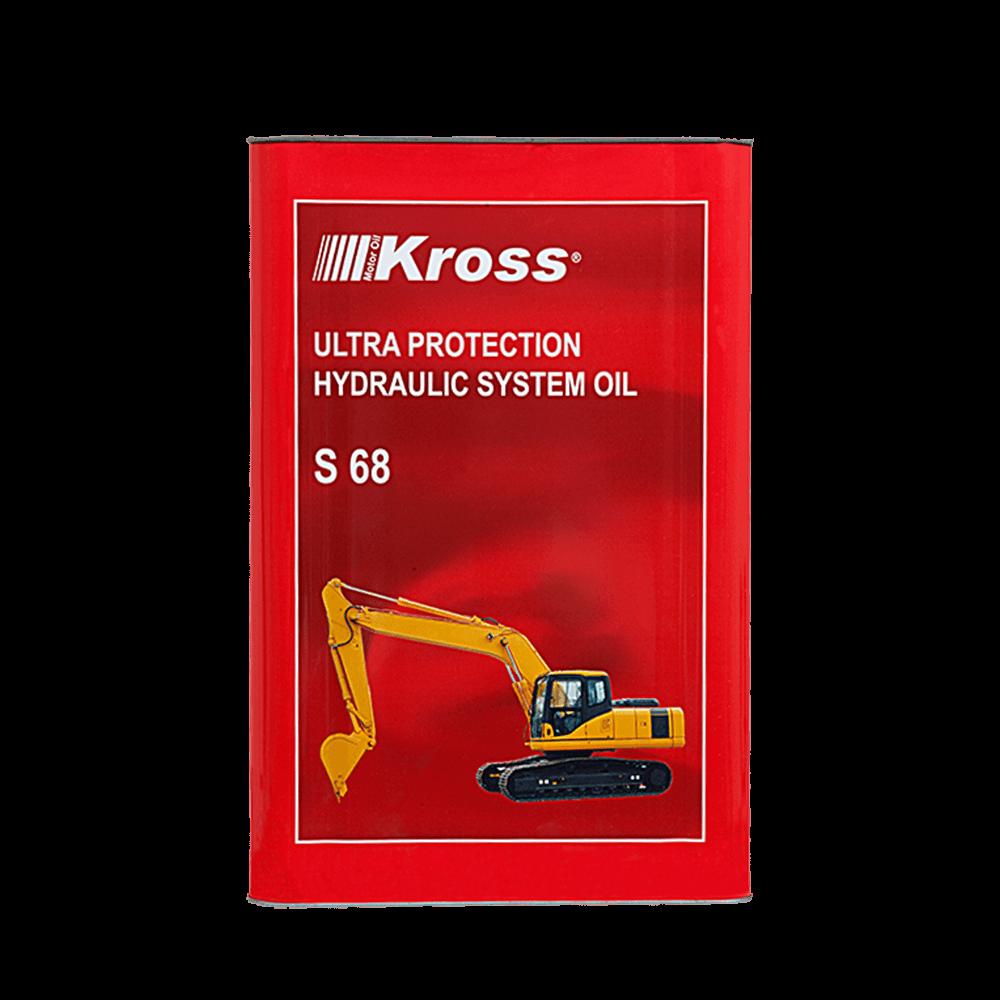 Kross S68 Dişli Kutusu Yağı