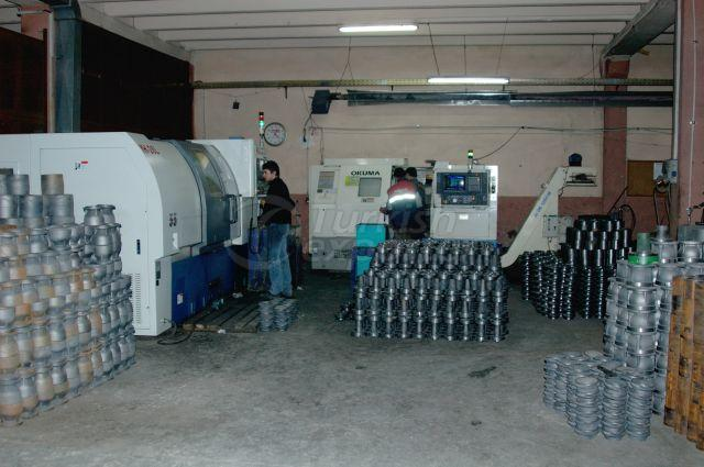 Fabrication de pompes submersibles Ekizler