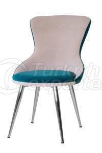 Marisa Blue Chair
