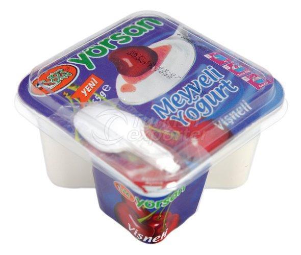 Fruit Yogurt Cherry 165 gr