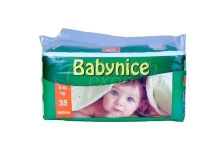 Bebek Bezi BABYNICE 3 MIDI