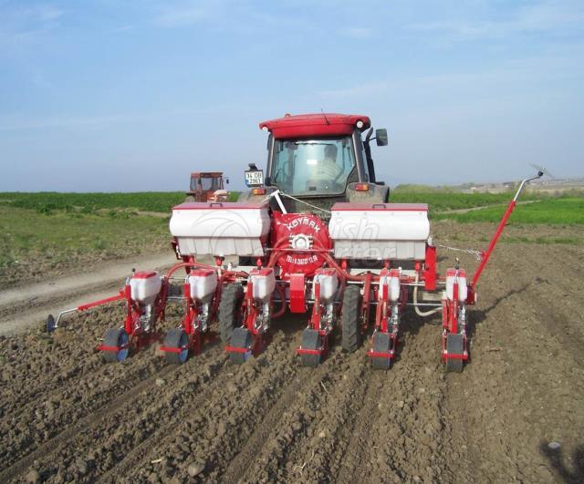Máquina de semente de grãos