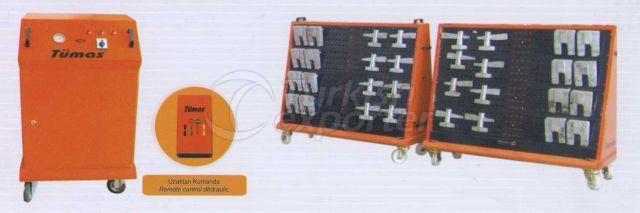Remote Control Dhdraulic Unit