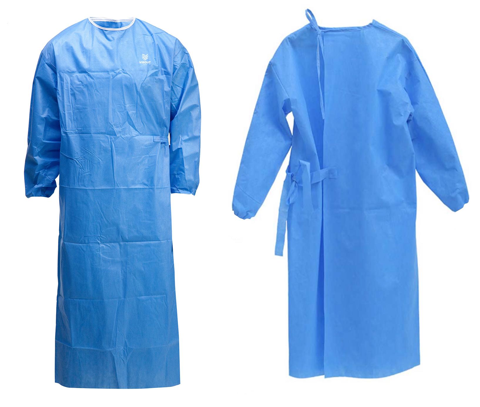 Disposable Surgical Scrubs