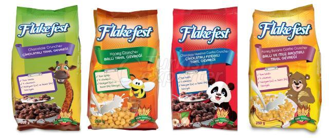 Crunches Flakefest