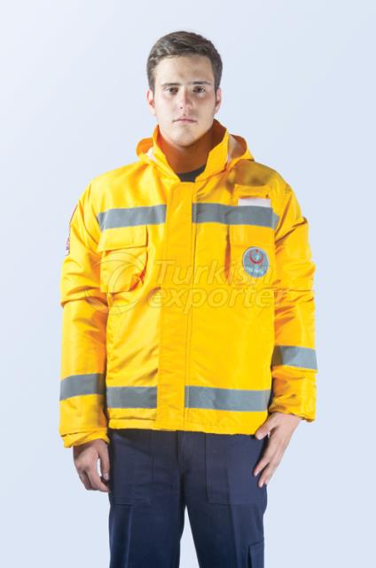 high visibility jackets