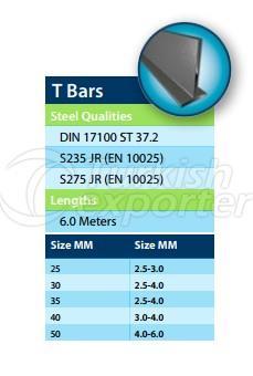 T Bars