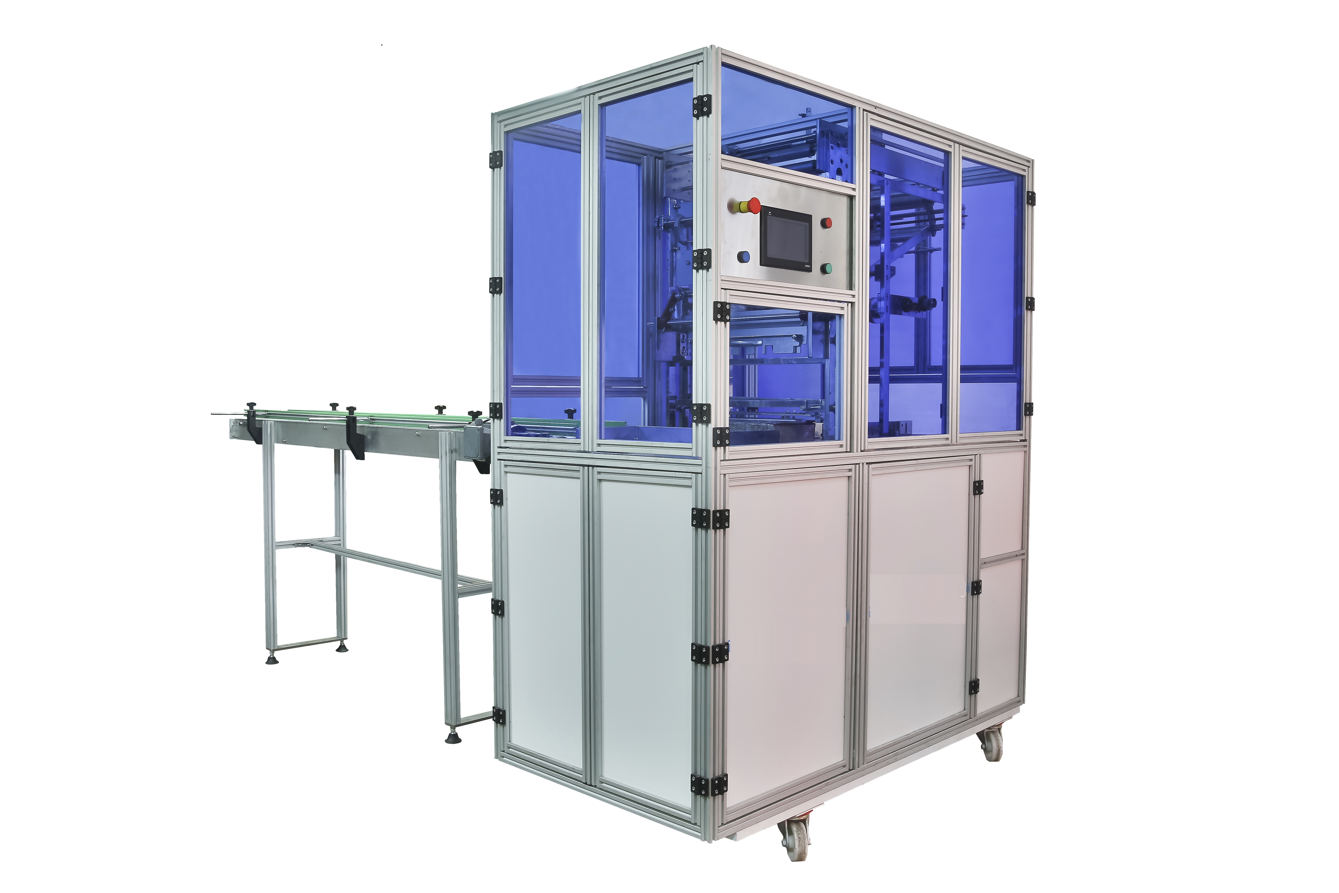Full Automatic Envelope Type Packaging Machines