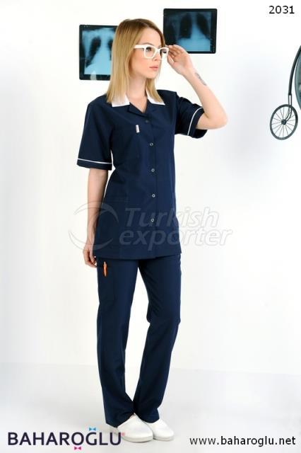 Medical Uniforms 2031