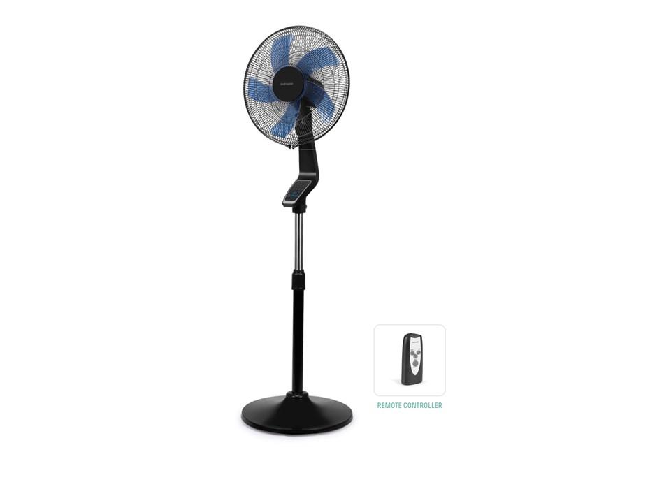 Serin Stand Fan V design
