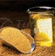 Raw Soya Oil