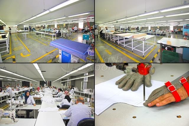 Women Clothes Production