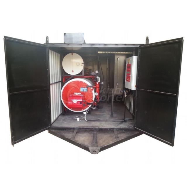 Portable Heat Power Plant