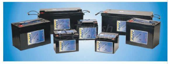 Soolar Gel Battery