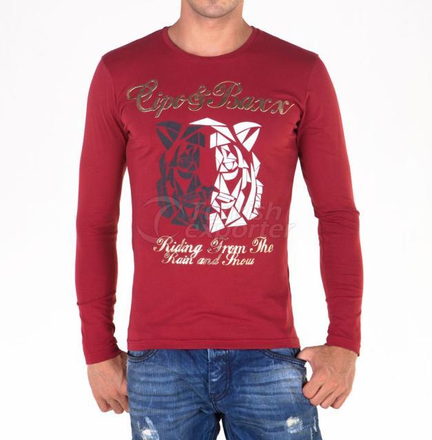 Mens Tops - T-shirts C-5376