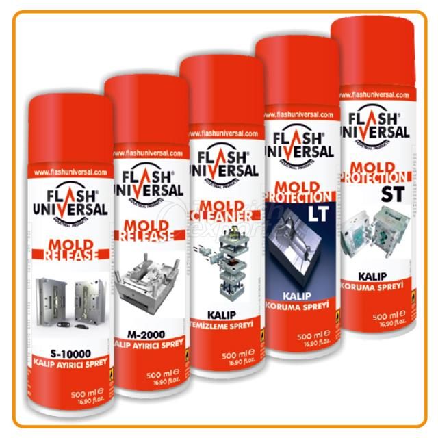 Mold Release, Cleaner and Protection